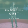 The Key To Success? Grit // Motivation Monday