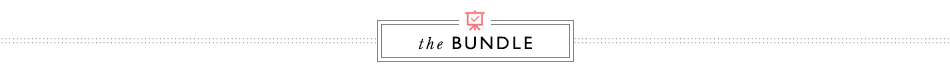 New lines bundle