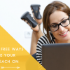 3 Fun and FREE Ways to Increase Your Organic Reach on Facebook