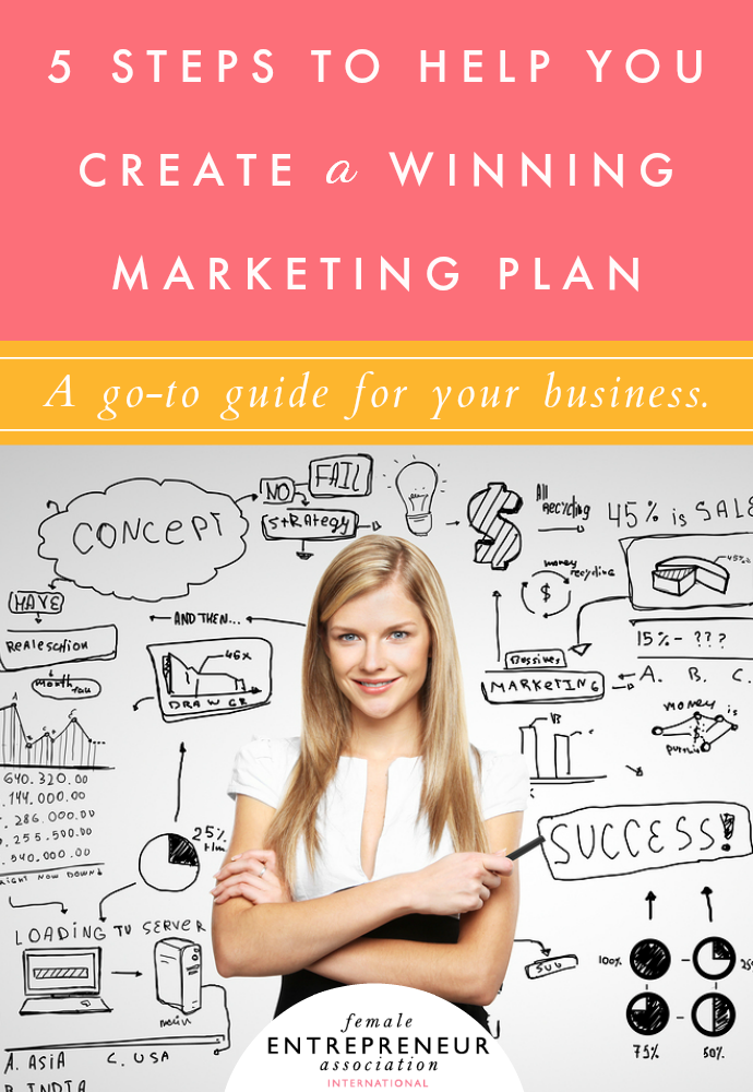 5 Steps To Help You Create A Winning Marketing Plan