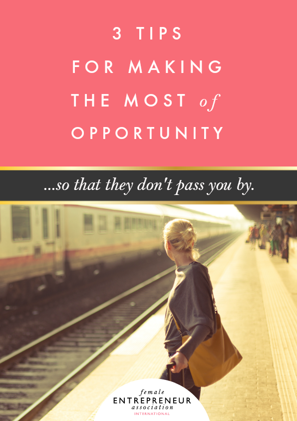 3 Tips for Making the Most of Opportunity Pinterest