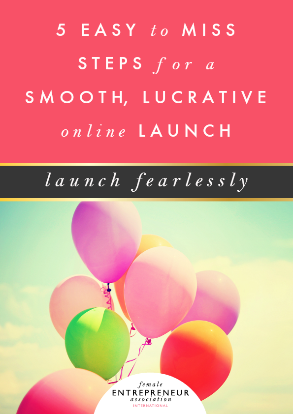 5 easy to miss steps for a smooth and lucrative online launch