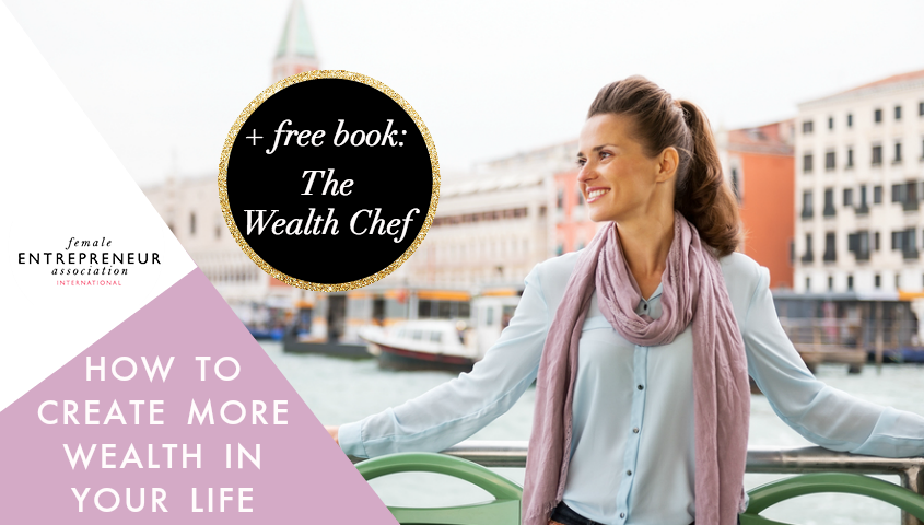 How To Make A Book About Your Life ~ How to create more wealth in your life free book