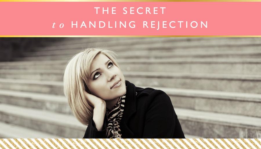 The Secret to Handling Rejection // Motivational Monday