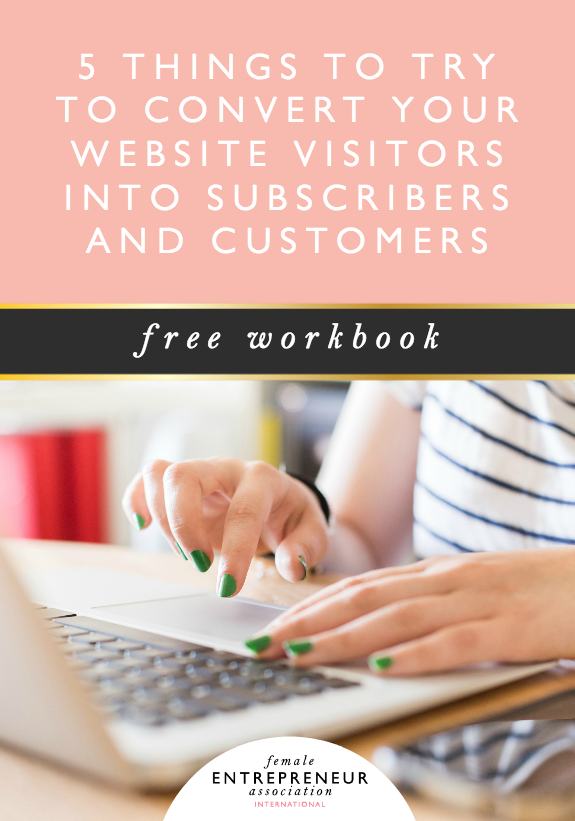 No matter whether you're selling clothes or offering a coaching service, you have to make sure that your website is performing effectively and turning those visitors into fans, subscribers and customers!
