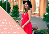 How to tap into your intuition with Gabrielle Bernstein // Motivation Monday