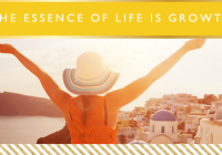 The Essence of Life is Growth // Motivational Monday