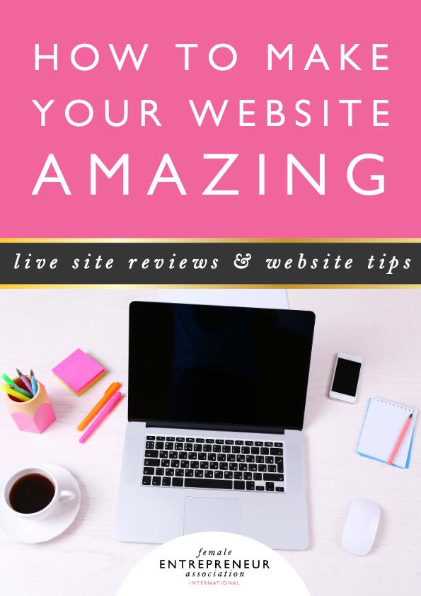 Make your website live