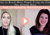 3 Ways to Reach More People Using the Content You Already Have