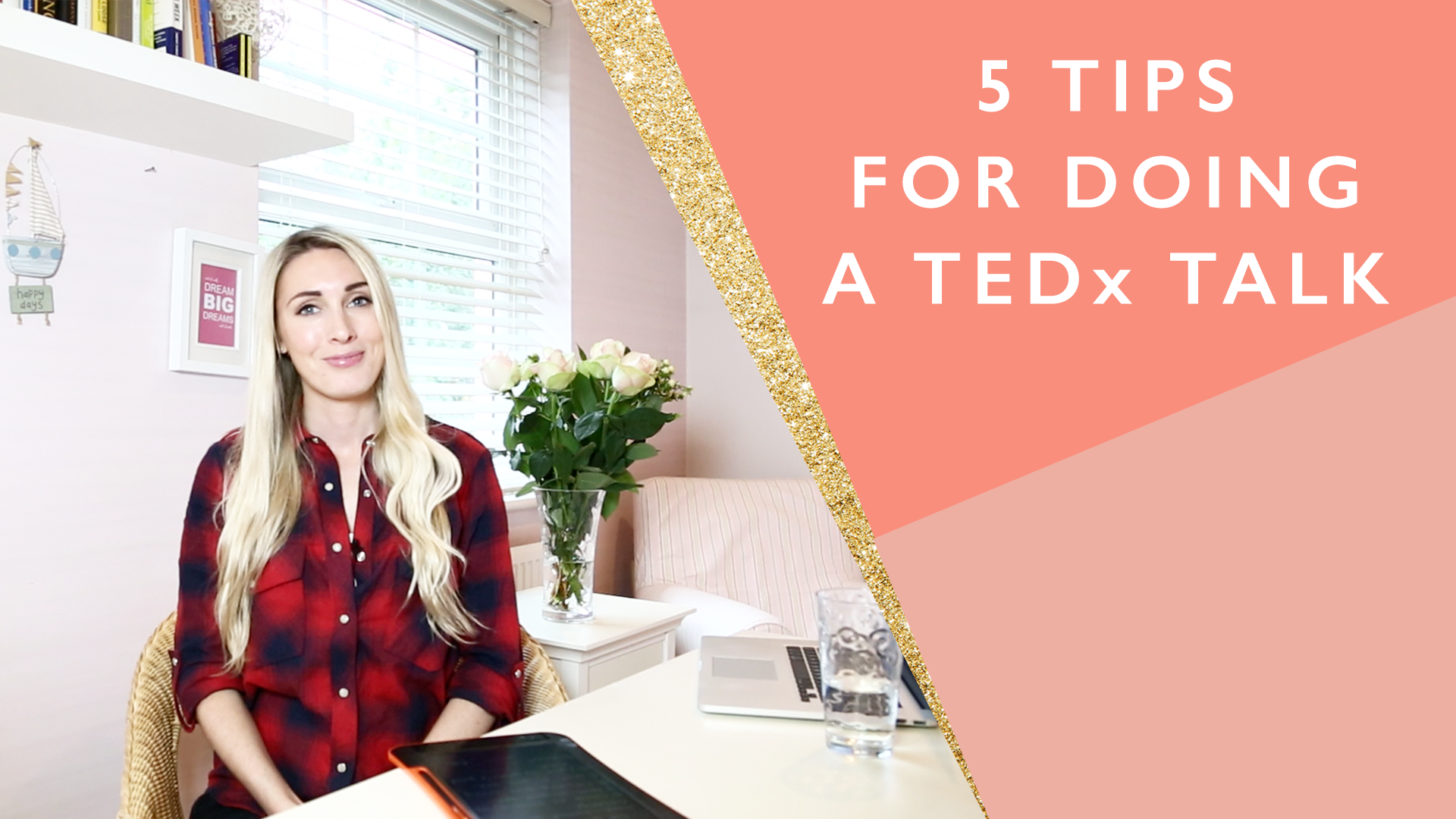 5 Tips For Doing a TEDx Talk