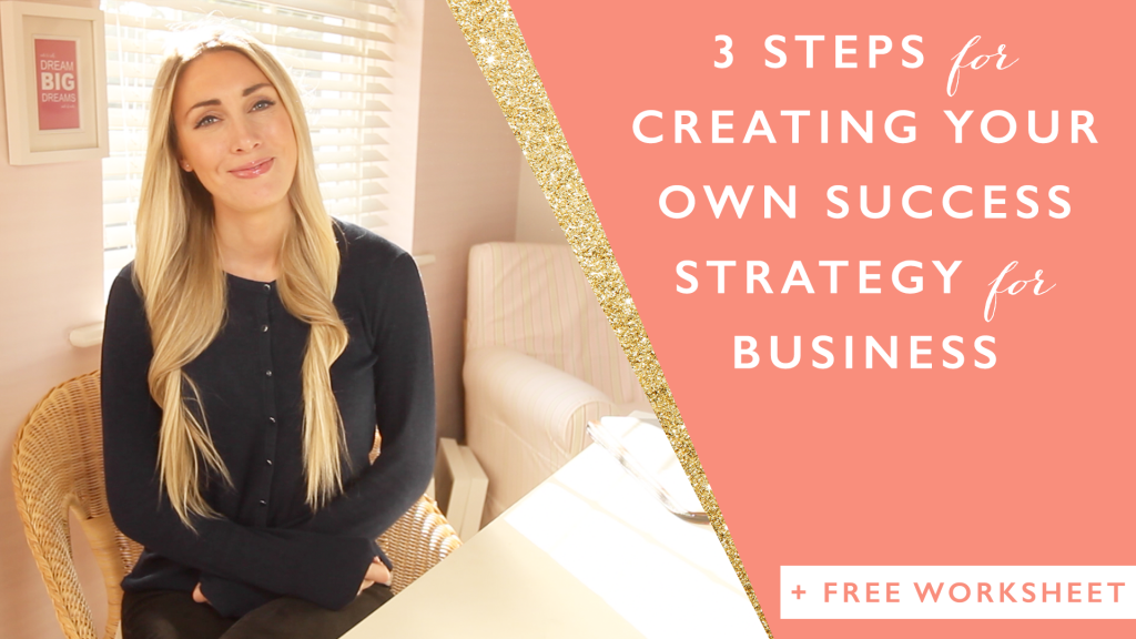 Creating a business strategy