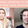 A powerful exercise to help you tap into your greatness & create an extraordinary life with Lewis Howes
