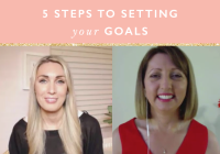 5 steps for setting your goals for 2016