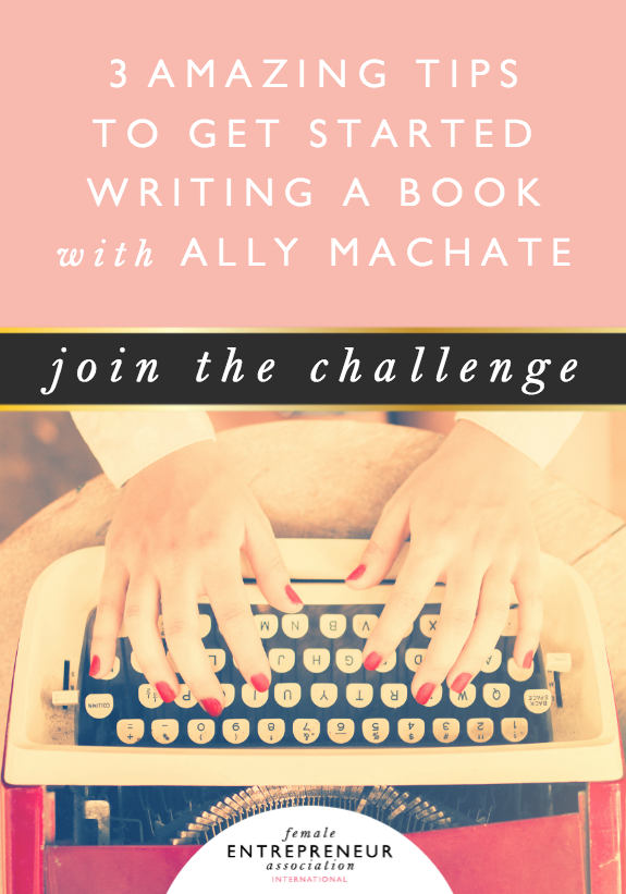 These tips are essential if you are thinking about writing your own book!