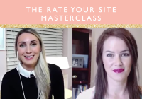 Rate Your Site Masterclass with Nikki Elledge Brown