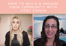 How To Use Google Hangouts & Gamification to Build & Engage Your Community With Yifat Cohen
