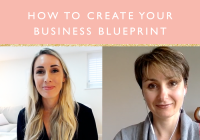 How to create your business blueprint to know what you need to focus on to grow your business