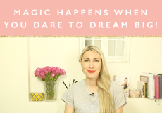 Permission to Dream Big + Checklist