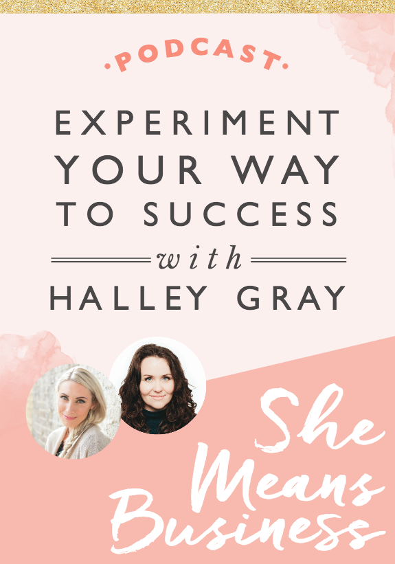 As entrepreneurs, we tend to put a lot of pressure on ourselves wanting to make sure everything we do is a success, but what if you took some of the pressure off and approached things as an experiment instead?
