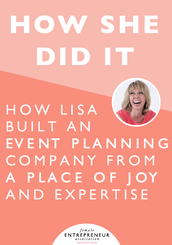 Lisa started her event management and promotions company, Candy Event Consulting, from the foundation of what gave her joy, showed potential and utilized her strengths and experience. She saw a need for event planning support in her community and figured out how to offer the service in a way that is effective, efficient and affordable. Success for Lisa is about continuously taking the next best step as she balances business and life.