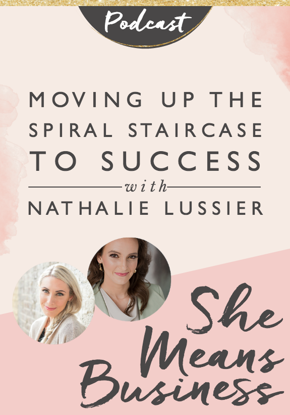 If you haven't come across our guest today through her incredibly popular 30 Day List Building Challenge, then you've most likely seen one of her products at work - PopupAlly, which creates polite pop-ups for websites. Nathalie Lussier has been designing software that has helped so many entrepreneurs uplevel their online businesses and I am so excited to have her on the show today.
