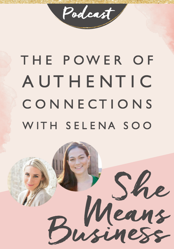 I'm excited for you to hear her story because you will learn exactly how she's been able to make incredible connections with people like Marie Forleo, Danielle LaPorte, and Ramit Sethi.
