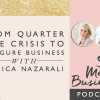 From Quarter Life Crisis to 7 Figure Business with Jessica Nazarali