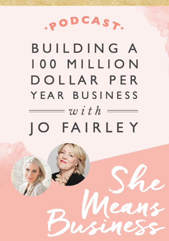 Today I have a truly remarkable and memorable interview for you. It's with the co-founder of the luxury, organic chocolate Green and Blacks - Jo Fairley. If you've ever wanted to know how someone could build a 100 million dollar per year business, then now is your chance. I think you'll be inspired by how she did it without falling into the craziness of running around like a headless chicken!