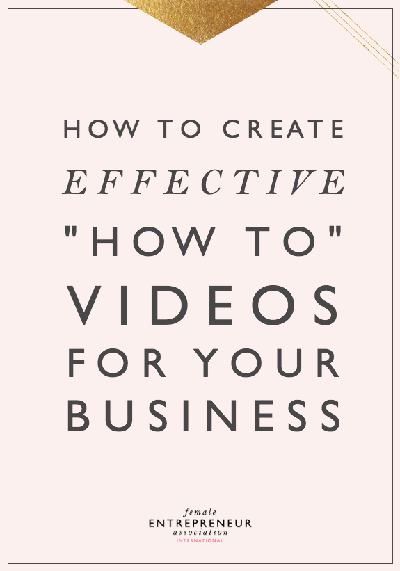 "In this video, we invited Brandon Lucero back to talk about how you can create amazing ""how-to"" videos for your business."