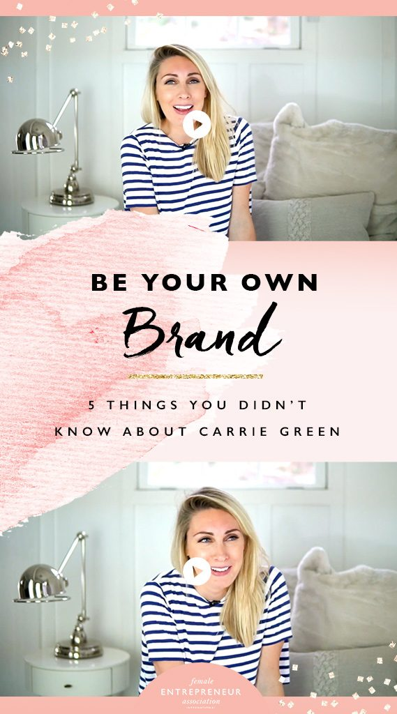 Building a business is not always about reinventing the wheel or coming up with a revolutionary product. It is always, however, about putting your own unique spin and your own take on what a brand should look like and what it should stand for.