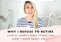Why I refuse to retire