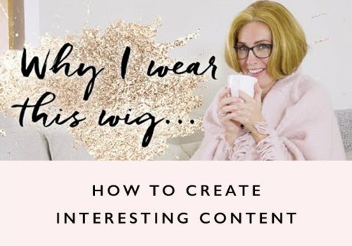 VLOG: How to make sure you don't create boring content