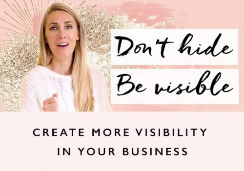 How To Create More Visibility In Your Business
