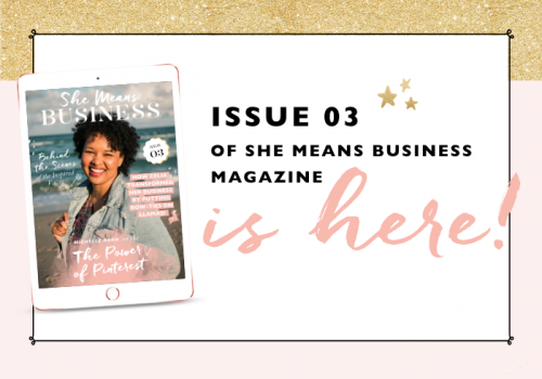 She Means Business Magazine | Issue 3