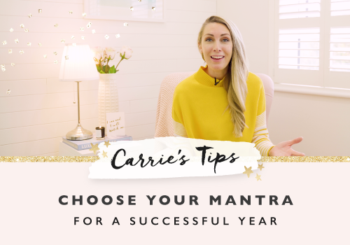 Choose Your Mantra For A Successful Year