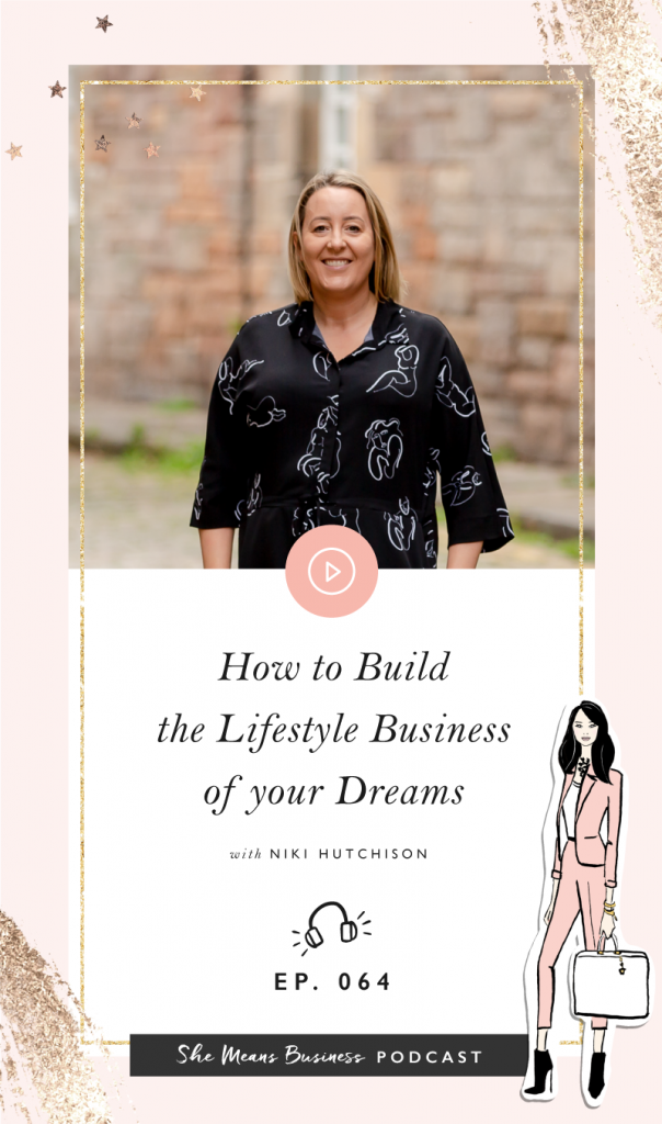 How to build the lifestyle business of you dreams