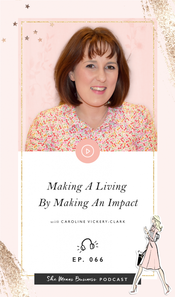 Making A Living By Making An Impact