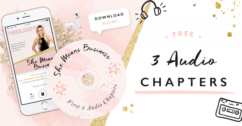 3 Free Audio Chapters