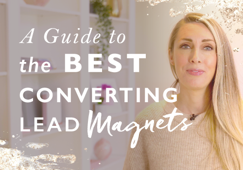 Grow Your Email List With The Best Converting Lead Magnets