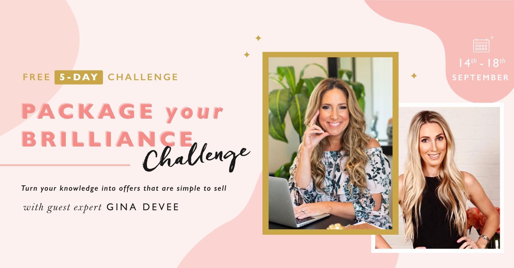 Free 5 day challenge