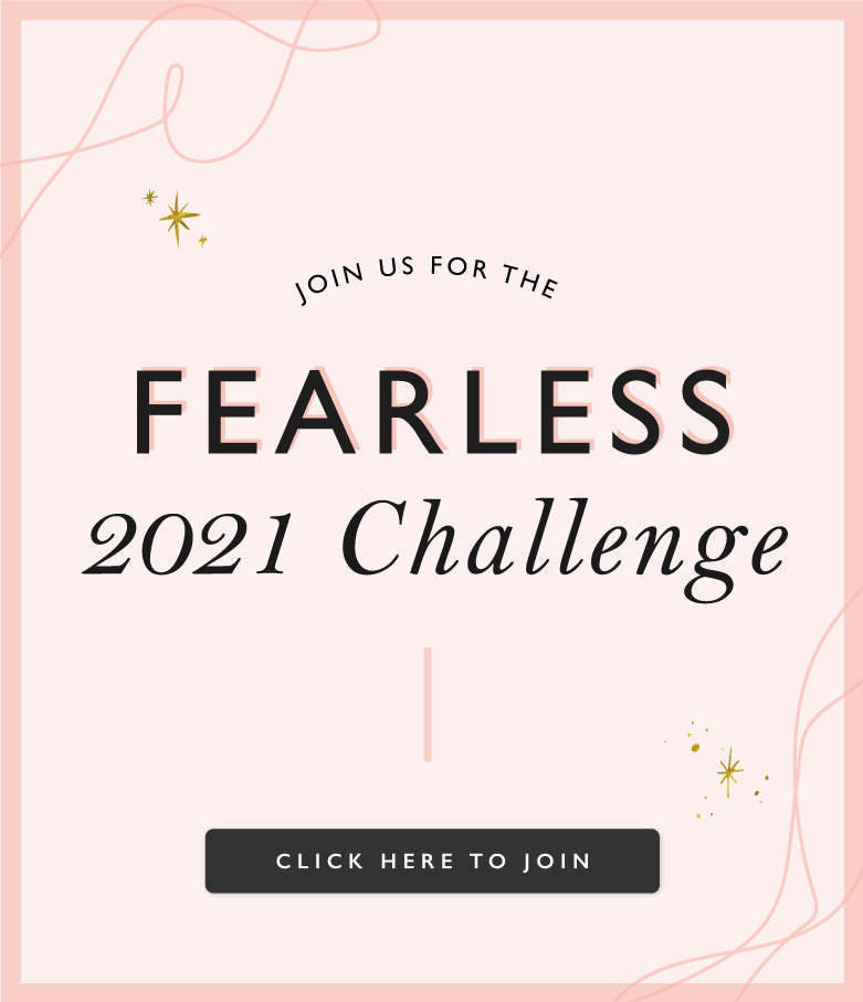 Join the Fearless Challenge