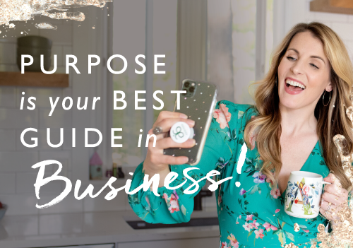 Create Success And A Life You Love By Following Your True Purpose with Amber Lilyestrom