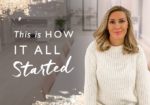 Carrie Green sharing her story and how she started a multi-million dollar business