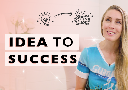 How To Take Your Idea And Build A Successful Business